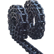 Two 52 Link Greased Track Chains Fits CAT 330B Excavator