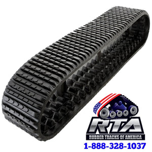 One Rubber Track Fits ASV RT75 18X4CX51