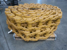 "Two 37 Link Sealed & Lubricated Track Chains ( 9/16"" ) Fits John Deere 450C Dozer Free Shipping"