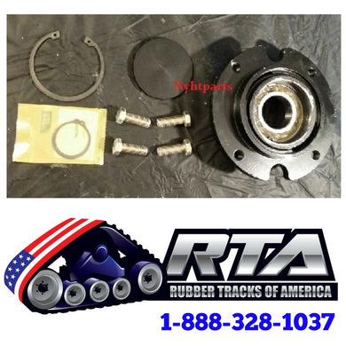 One Outboard Bearing Kit Fits - CAT 267B 277B 287B Free Shipping