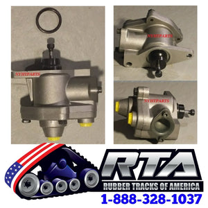 One Aftermarket 20R0968 Fuel Transfer Pump for CAT 3306 3304