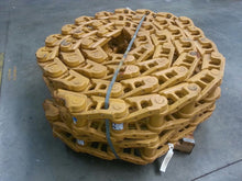 "Two 40 Link Sealed & Lubricated Track Chains ( 9/16"" ) Fits John Deere 450H-LT Dozer Free Shipping"