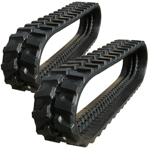 2 Rubber Tracks Fits Case CX25 300X52.5X78