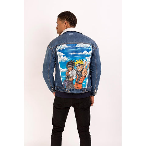 SmiloArt x Section - Hand Painted Dragon Ball Z Jacket *1 Of 1*