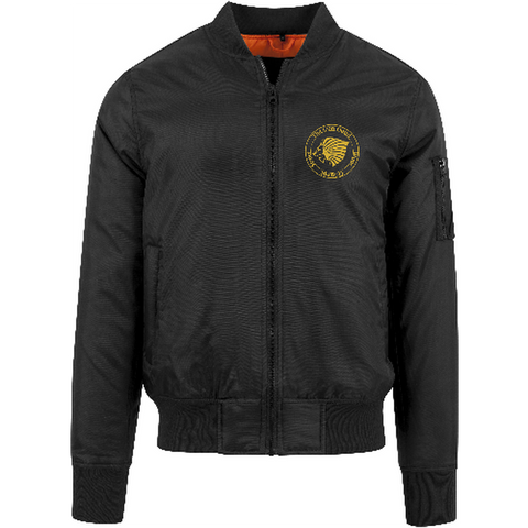 The Lion Head Bomber jacket