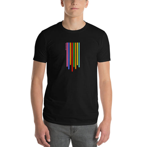"Skyhydra Retro ""Colors"" T-Shirt"