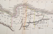 Load image into Gallery viewer, 'Libya' - Antique Map, circa 1835