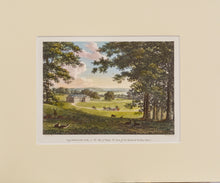 Load image into Gallery viewer, Appuldurcombe Park Isle of Wight - Antique Copper Engraving circa 1780