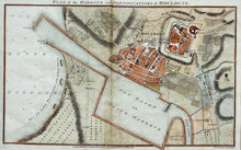 Load image into Gallery viewer, Plan of the Harbour and Fortifications of Boulogne