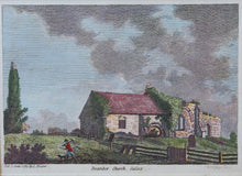 Load image into Gallery viewer, Bramber Church Sussex - Antique Copper Engraving circa 1765