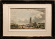 Load image into Gallery viewer, Brighton New Church dedicated to St Peter Aquatint, circa 1830