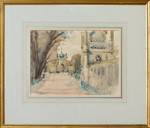 Load image into Gallery viewer, Royal Pavilion with the North Gate - Watercolour Sergeant, 1969