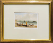 Load image into Gallery viewer, The Chain Pier, Brighton - Antique Chromolithograph circa 1880's