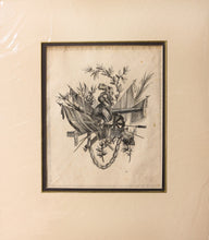Load image into Gallery viewer, 18th Print Century Copper Engraving