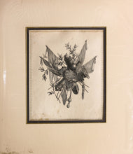 Load image into Gallery viewer, Triptych of Military Inspired Designs - Copper Engraving, circa 1775
