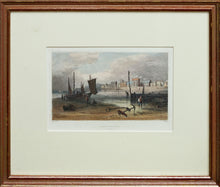 Load image into Gallery viewer, Eastbourne - Antique Steel Engraving circa 1831