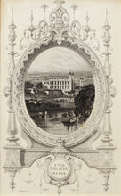 Load image into Gallery viewer, Eton College Berks - Antique Steel Engraving circa 1840