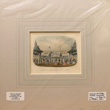 Load image into Gallery viewer, Head of New Pier Brighton - Antique Steel Engraving circa 1866-70