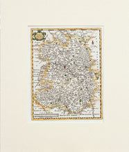 Load image into Gallery viewer, Shropshire - Antique Map by Robert Morden 1701 - 1708