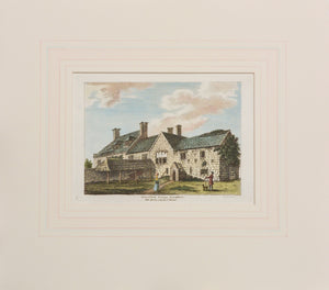 Somerford Grange, Hampshire - Antique Copper Engraving, 1784
