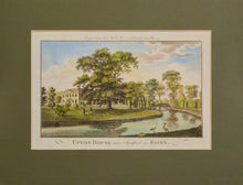 Load image into Gallery viewer, Upton House Essex - Antique Copper Engraving circa 1784