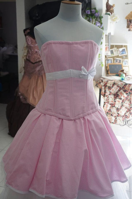 Little pretty Dress Vichy