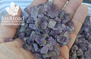 Amethyst Gemstone Chips