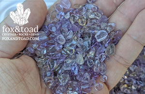 Ametrine Gemstone Chips