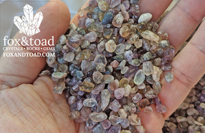 Amethyst, Super Seven Gemstone Chips
