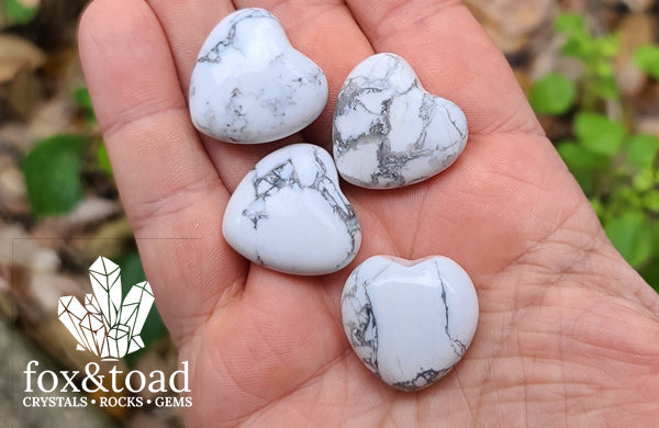 Pocket Heart — Howlite