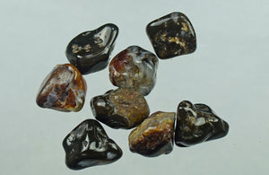 Fire Agate (Mexican) Tumbled Stones
