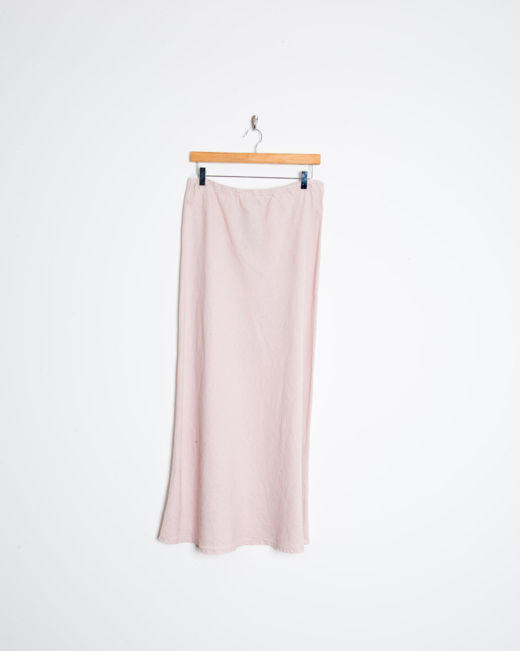 LONG BIAS SKIRT