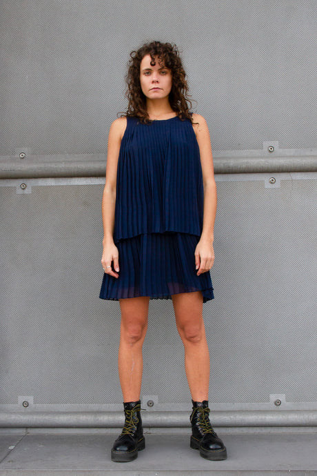 Blue Days - Rag & Bone NY Kleid (Vintage)