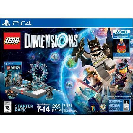 LEGO Dimensions Starter Pack [PS4 Game]