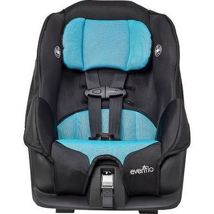 Evenflo Tribute 5 Convertible Car Seat - Neptune