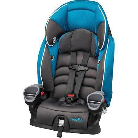 Evenflo Maestro Booster Car Seat - Thunder