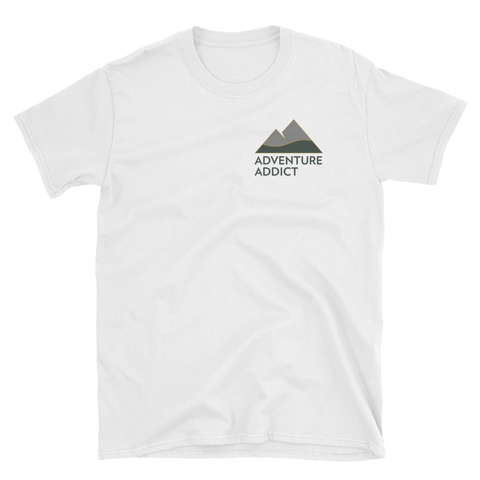 Left Chest Yellowstone Original T-Shirt