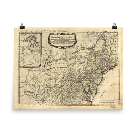 Vintage Maps Tagged United States Zack S Map Shop