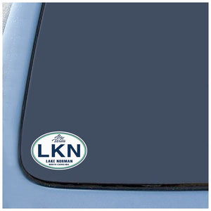 Lake Norman Decal LKN Sticker Decal