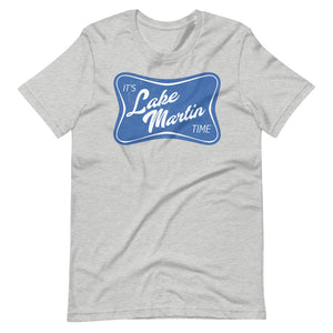 Lake Martin Time UnSalted Waters T-Shirt