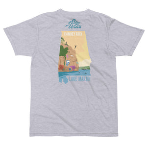Chimney Rock UnSalted Waters T-shirt