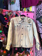 Vintage 80s Painted Jean Jacket - Spark Pretty