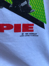 Vintage 1990 Warrant Cherry Pie T-shirt - Spark Pretty