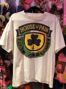 Vintage 90s RARE House of Pain Tshirt