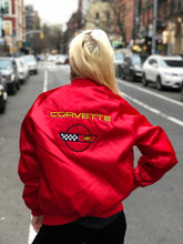 Vintage 80s Corvette Bomber Jacket | Jackets - 80s 90s Retro Vintage Clothing | Spark Pretty