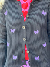 Butterfly Cardigan Sweater by Daisy Street