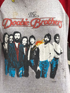 Vintage 1980 Doobie Brothers T-shirt | T Shirt - 80s 90s Retro Vintage Clothing | Spark Pretty