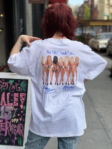 Vintage 90s Crazy Girls Sexy T-shirt