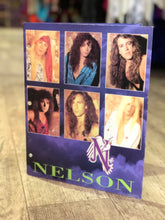 Vintage 90s Nelson Band Novelty Organization Folder - Spark Pretty