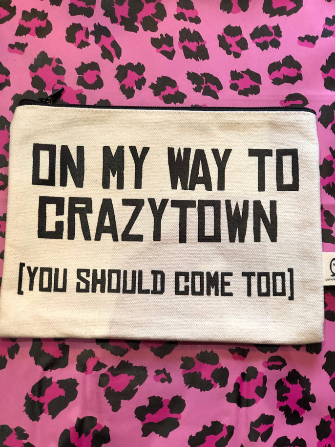 Crazytown Mini Bag by Pamela Barsky | Bags - 80s 90s Retro Vintage Clothing | Spark Pretty